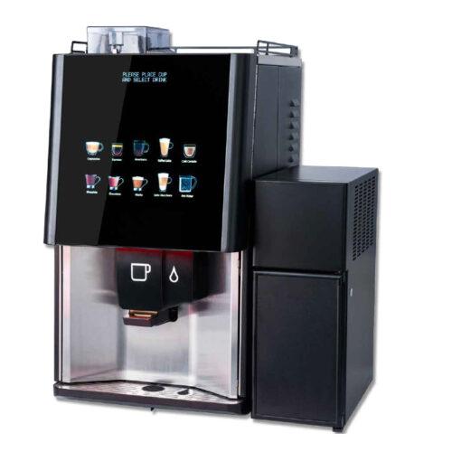Coffetek Vitro Coffee Machine Side View