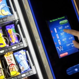 Snack & Food Vending Machines